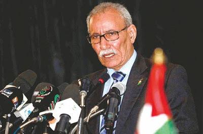 """Brahim Gali hace una llamada """"al estado español para que asuma sus responsabilidad históricas, políticas, jurídicas y morales hacia el pueblo saharaui"""", ya que """"España sigue siendo responsable de la situación del Sahara Occidental como potencia colonial"""""""