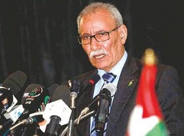 El líder saharaui Brahim Ghali apela al CS de la ONU no contribuir en el sufrimiento de su pueblo — Poemario por un Sahara Libre
