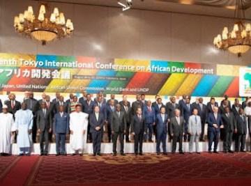 (TICAD 7): el presidente saharaui Brahim Ghali conversa con varios líderes africanos reunidos en Japón | DIARIO LA REALIDAD SAHARAUI