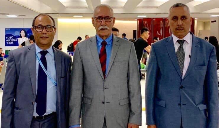 El presidente saharaui llega a Yokohama, Japón, para participar en la 7ª Cumbre Ordinaria de la Conferencia Internacional de Tokio sobre Desarrollo Africano | Sahara Press Service