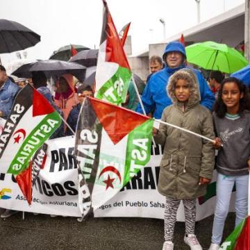 ASTURIAS: «Queremos recuperar los territorios ocupados» | El Comercio