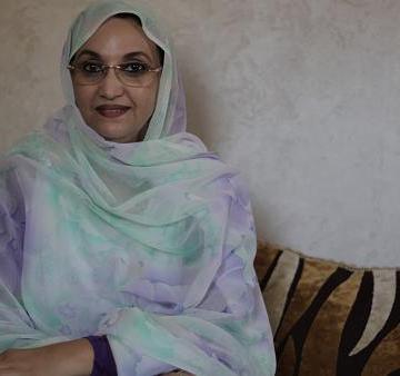 Mensaje de Aminatu Haidar que parece dirigido a Pedro Sánchez: «la ONU debe garantizar los derechos de los saharauis para evitar la violencia» | Euronews