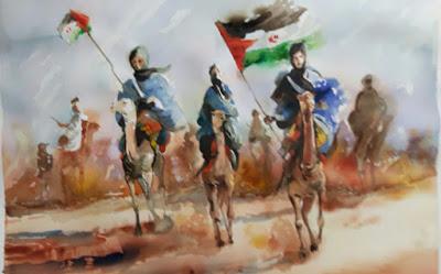 Generación de la Amistad saharaui: El dulce encuentro sin cita previa, [a una generación]