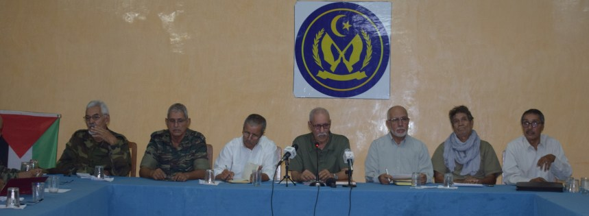 Formation of National Preparatory Committee for 15th Congress of Frente POLISARIO | Sahara Press Service