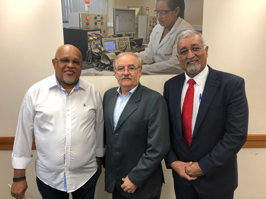 Representante saharaui en Brasil se reúne con representantes Servicio Nacional de Aprendizaje Industrial | Sahara Press Service