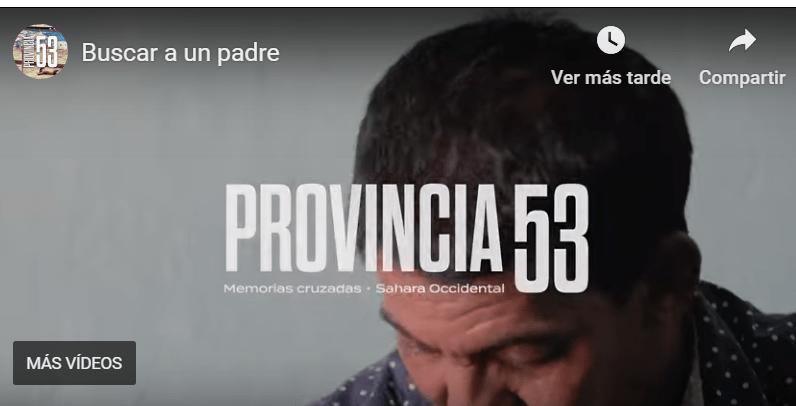 La Actualidad Saharaui: Personas desaparecidas – Buscar a un padre | Provincia_53