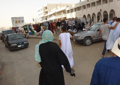 Generación de la Amistad saharaui: Nouakchott, la ciudad de las incógnitas bibliotecas