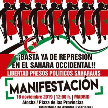 La Actualidad Saharaui: 13 de octubre de 2019 🇪🇭
