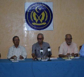El Secretariado Nacional ratifica las fechas para las Conferencias Políticas para el Decimoquinto Congreso del Frente Polisario | Sahara Press Service