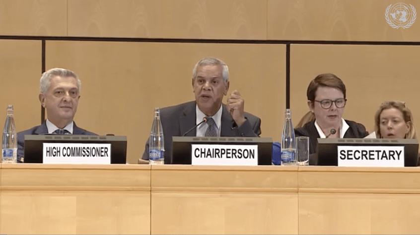 Argelia invita al Alto Comisionado de ONU para los Refugiados a visitar a los campamentos saharauis para ver las condiciones de vida de los refugiados | Sahara Press Service