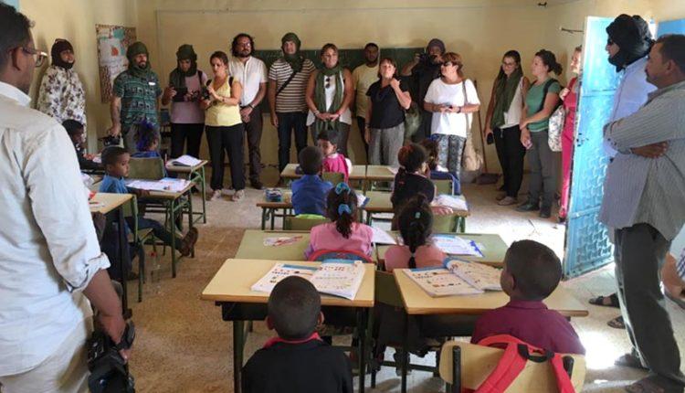 """Cádiz 'estrecha' lazos y 'repasa' sus proyectos en los campamentos saharauis para """"mejorar las condiciones de vida de su resistencia"""" – DIARIO Bahía de Cádiz"""