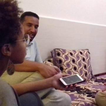 María, la estudiante que se infiltró en el Sáhara ocupado para hacer un trabajo del instituto – cuartopoder