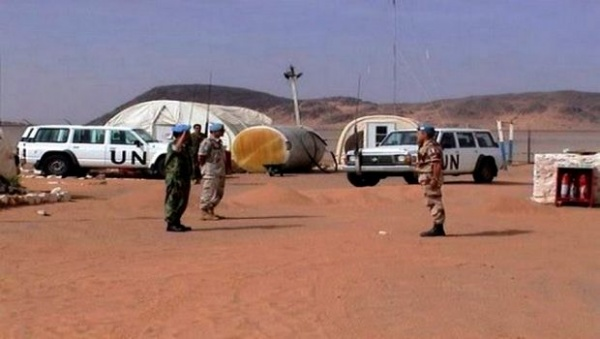 Le Maroc continue d'entraver la liberté d'action de la Minurso   Sahara Press Service