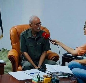 Le Président Brahim Ghali appelle l'ONU à nommer rapidement un successeur à Kohler | Sahara Press Service