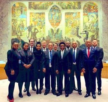 Sudáfrica asume presidencia del Consejo de Seguridad de la ONU | Noticias | teleSUR