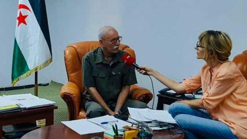 Brahim Gali: «A la ONU le falta exigencia frente a Marruecos»