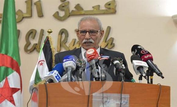 Ghali : «le peuple sahraoui a tiré de la Révolution du 1er Novembre les leçons de la résistance et du sacrifice»