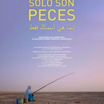 «Sólo son peces» cortometraje premiado en el Zinebi 61