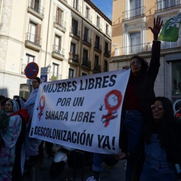 Ni las mujeres saharauis ni el Sáhara Occidental somos territorios de conquista – arainfo