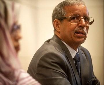 El primer ministro de la RASD, en Gasteiz: El Polisario tiene «todas las opciones sobre la mesa»   Mundua   Naiz