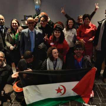ONGes saharauis afirman que en la otra parte del Muro ocupada por Marruecos las minas causan estragos en los saharauis | Sahara Press Service