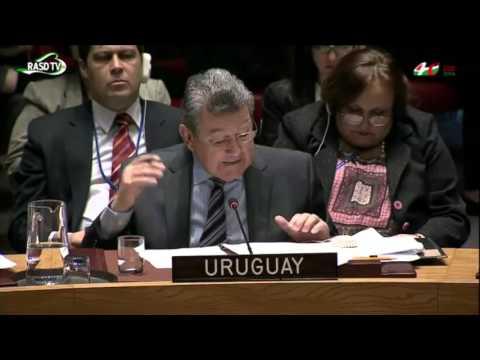 Uruguay da una lección al consejo de seguridad en el conflicto del Sahara Occidental y la MINURSO
