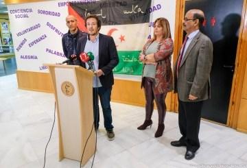 José María González destaca el municipalismo como herramienta para combatir a indiferencia y la descolonización del pueblo saharaui | OCádizDigital
