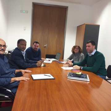 Reunión de la Delegación Saharaui en Navarra con el Intergrupo Paz y Libertad en el Sahara | Sahara Press Service