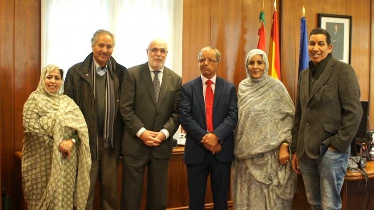 Delegado del Gobierno de España en el Pais Vasco reitera su apoyo al cumplimiento de la legalidad internacional en el Sahara Occidental   Sahara Press Service