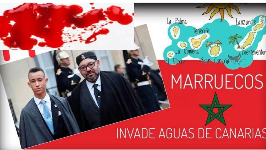Marruecos: de nuevo contra España, amenaza a las Islas Canarias. Por José Miguel Pérez | El Correo de Madrid