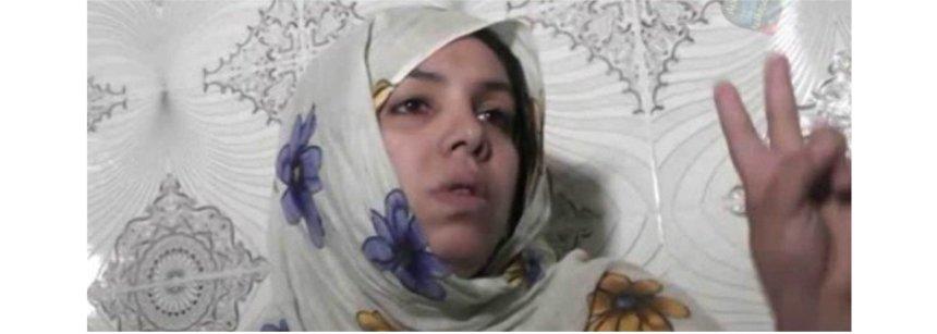 Maroc / Sahara occidental : Condamnation de Mme Mahfouda Bamba Lefkir
