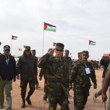 El XV Congreso reconoce la valentía del Ejército Saharaui y hace llamamiento para unirse a sus filas