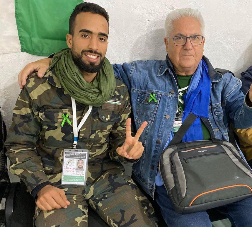Carlos Cristóbal augura una nueva etapa en el conflicto saharaui   Diario de Noticias. Navarra