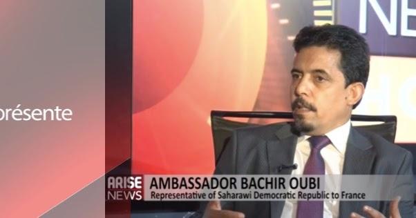 El representante del Polisario en Francia protesta ante 'France 2' por un documental de propaganda a la ocupación marroquí del Sáhara Occidental.