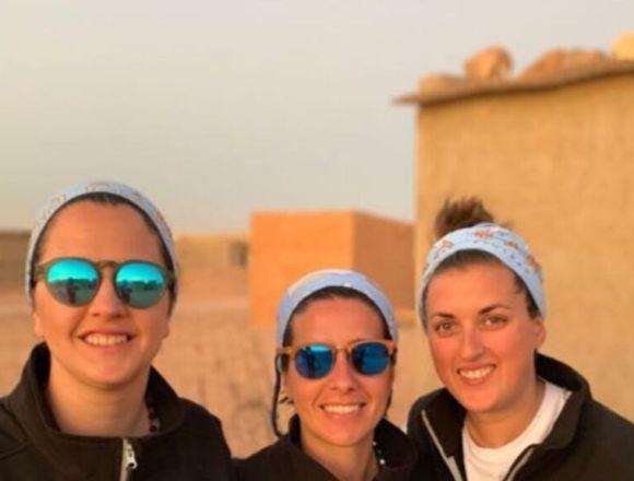 Joana, la dentista española que 'resiste' en los campamentos saharauis pese a la alerta terrorista