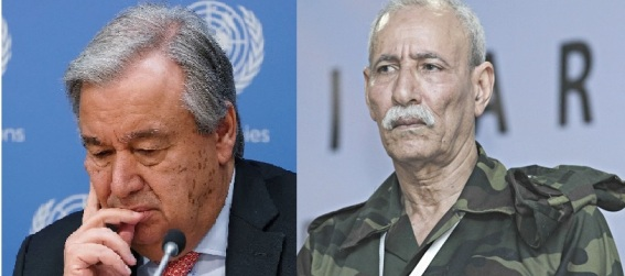 Brahim Ghali to Guterres: UN must do more to restore the confidence of our people in the UN peace process in Western Sahara | Sahara Press Service