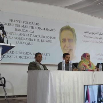 XV Congreso: El SG del Frente POLISARIO espera que la nueva directiva cumpla con plenitud su responsabilidad y compromiso con el pueblo | Sahara Press Service