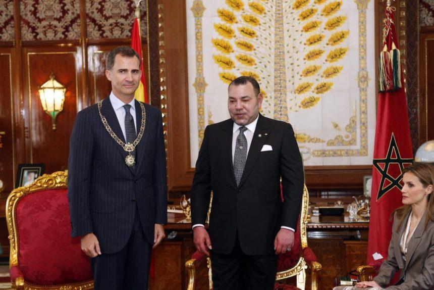 España, la triste marioneta de Marruecos  