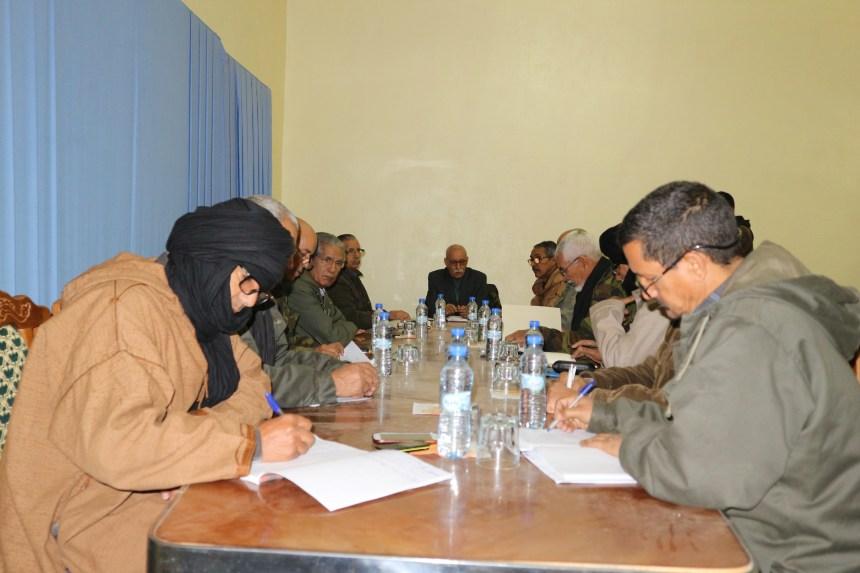 El Frente POLISARIO afirma que la visita de delegaciones extranjeras a los campamentos saharauis refleja el firme apoyo y el continuo respaldo al pueblo saharaui | Sahara Press Service