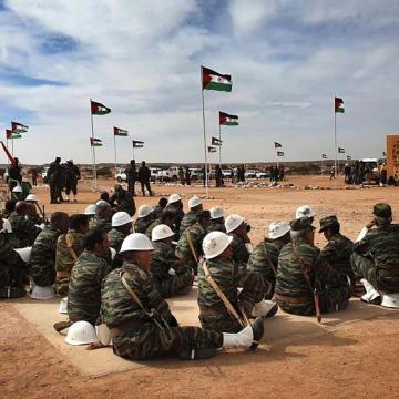 La guerra tienta a los saharauis – La Vanguardia