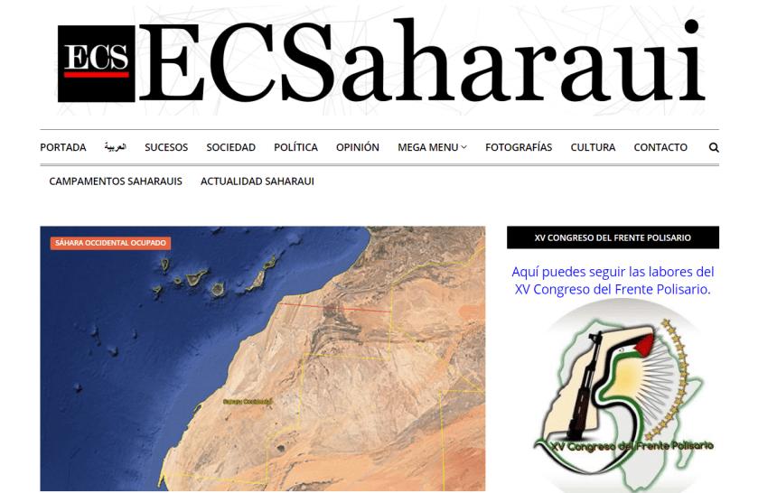 Últimas noticias y Seguimiento del XV Congreso del Frente Polisario en El Confidencial Saharaui