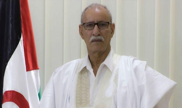 Brahim Gali recibe un mensaje de felicitación de Abdelmadjid Tebboune con motivo de su reelección como SG del POLISARIO | Sahara Press Service