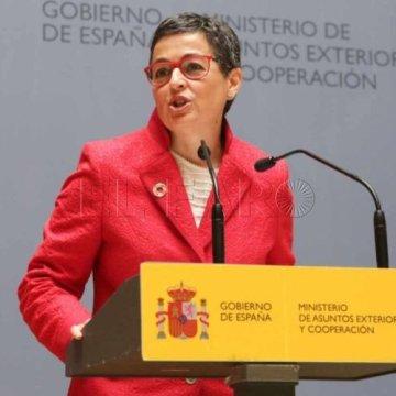#MásDeLoMismo | El Parlamento marroquí aprueba este miércoles la ley que delimita sus nuevas fronteras marítimas y el viernes la ministra del gobierno «progresista» español reafirma a Marruecos como socio «estratégico y amigo»