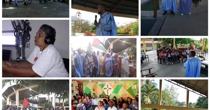 La embajada Saharaui en Panamá organiza actos de sensibilización y contacto con la sociedad panameña