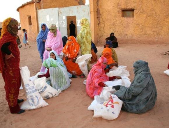 La solidaridad alimentaria con los campamentos saharauis llama a la puerta | El Diario Vasco