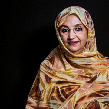 Entrevista a la activista Saharaui Aminetu Haidar, personalidad del año 2019 por El Confidencial Saharaui