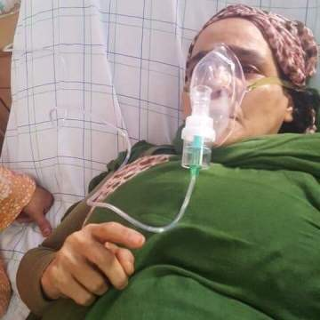 ECS: Brutal intervención de las fuerzas de ocupación marroquíes contra una familia de activista saharaui