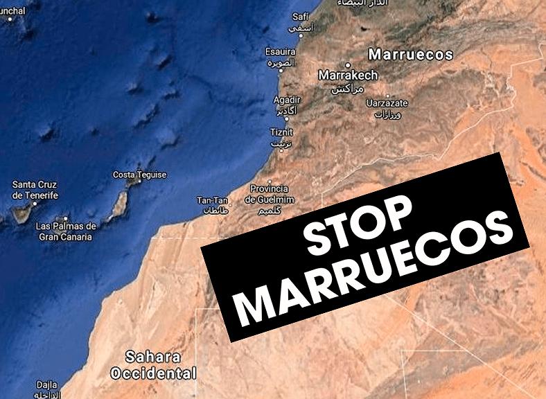 No a la ampliación de aguas territoriales de Marruecos: respeto a la soberanía de España y del Sáhara   PCE