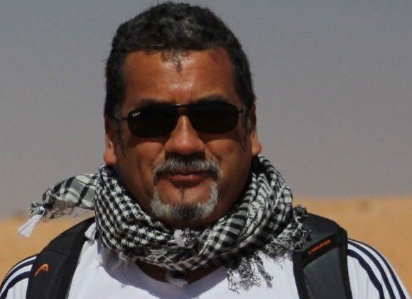 Periodista Pablo Jofré Leal: «Ambos pueblos [palestino y saharaui] viven una ocupación y un proceso de colonialismo»