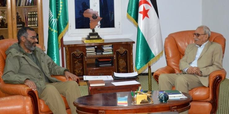 El presidente de la República nombra a Bucharaya Hamudi Beyun como Primer Ministro del nuevo Gobierno saharaui | Sahara Press Service